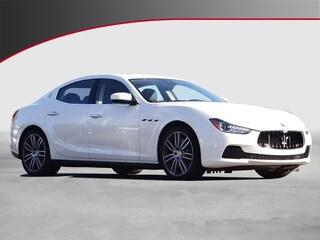 2017 Maserati Ghibli S Sedan UQH198910