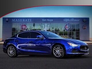 2014 Maserati Ghibli S Q4 Sedan UVE086656