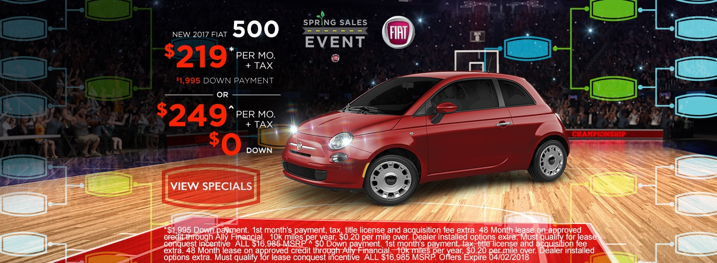 Van Nuys Fiat Dealer New Amp Used Fiat Dealership In Los