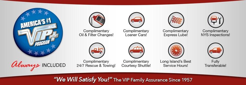 Westbury FIAT VIP+ Program