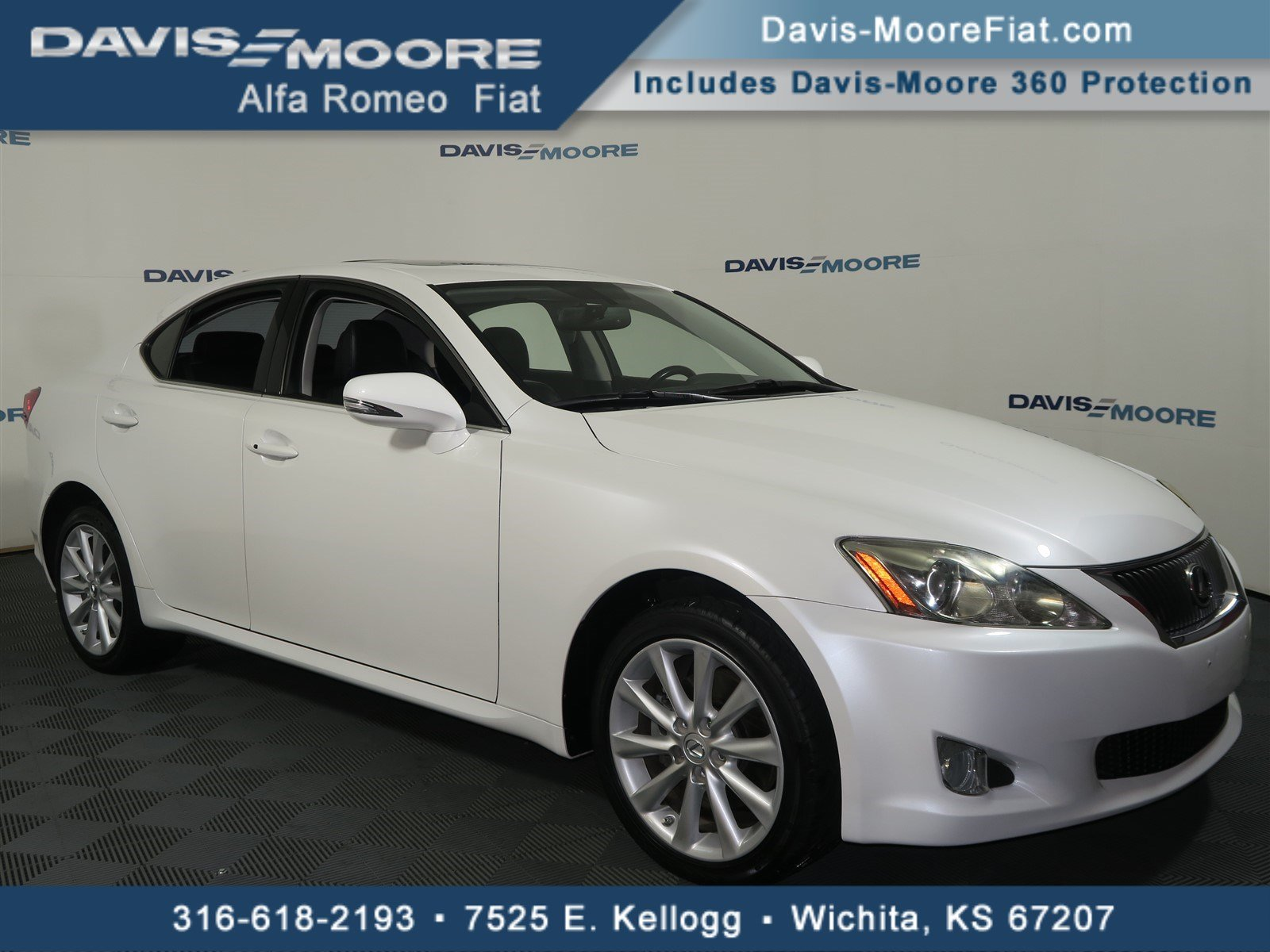 2010 LEXUS IS 250 Sedan
