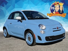 2018 FIAT 500 1957 RETRO EDITION Hatchback