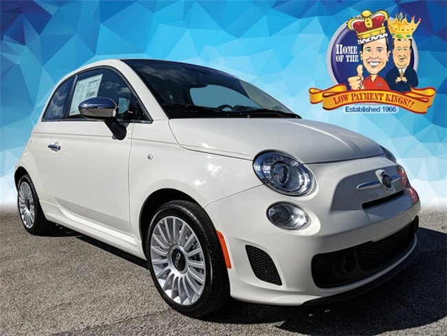 2018 FIAT 500 c LOUNGE Convertible