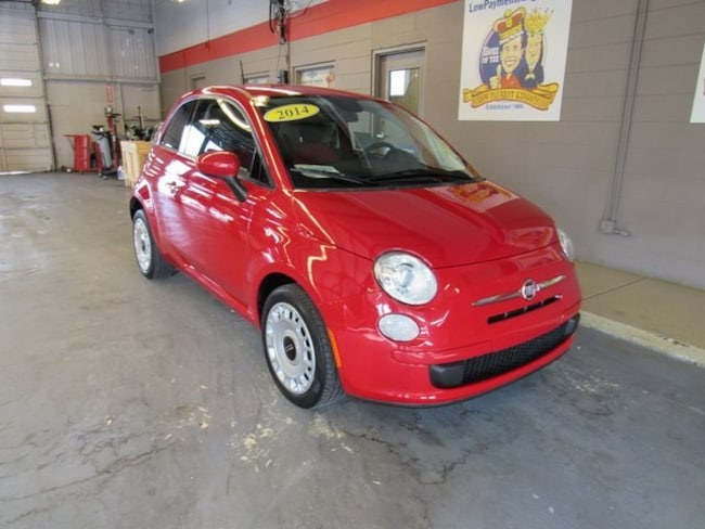2014 FIAT 500 Pop Hatchback