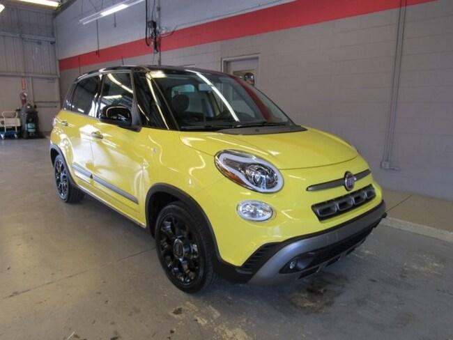 2018 FIAT 500L TREKKING Hatchback