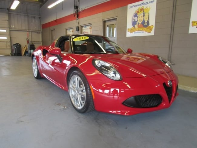 Used Alfa Romeo C In Winter Haven FL For Sale - Used alfa romeo 4c for sale