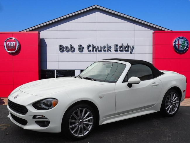 New 2018 FIAT 124 Spider Lusso Convertible in Youngstown, OH