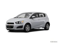 2014 Chevrolet Sonic LT Auto LT Auto  Hatchback