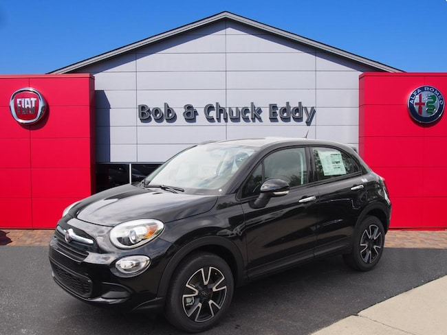 New 2017 FIAT 500X POP AWD Sport Utility in Youngstown, OH