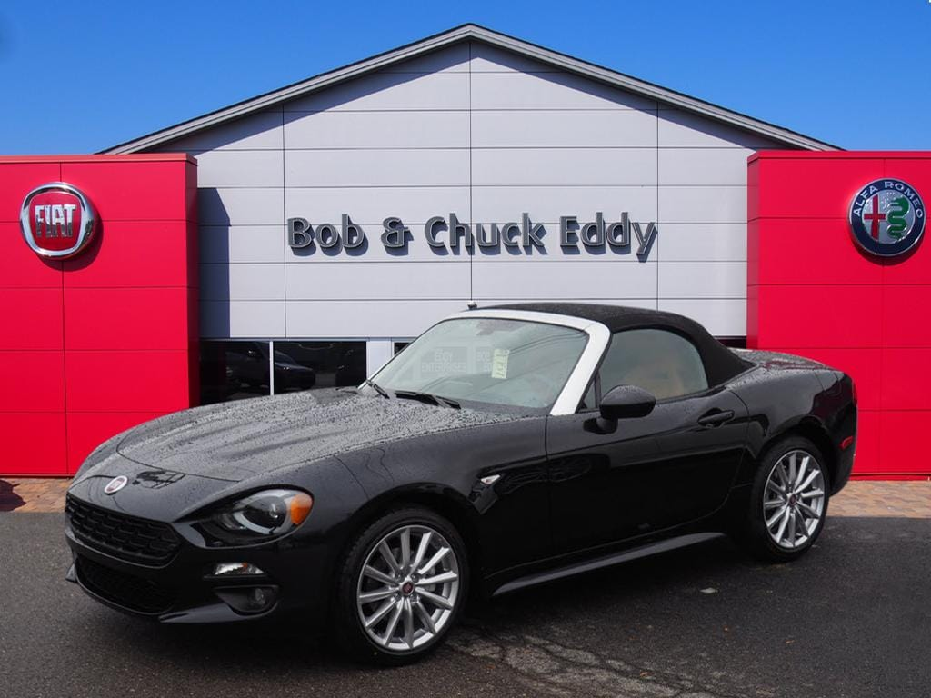 New 2018 Fiat 124 Spider Abarth For Sale In Youngstown Oh Rear Axle Schematic Lusso