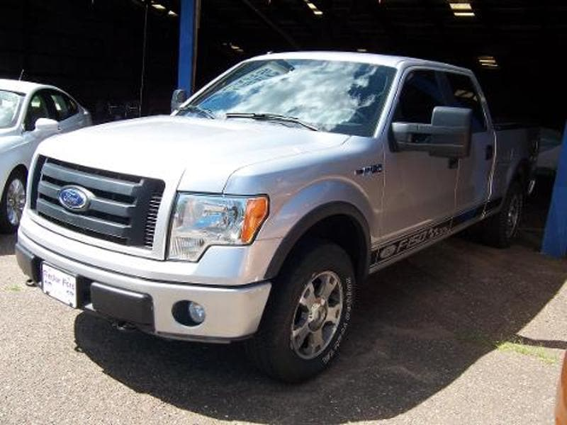 2010 Ford F-150 FX4 Crew Cab Short Bed Truck