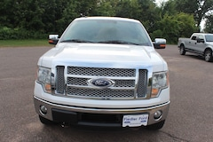 2012 Ford F-150 Lariat Truck SuperCrew Cab