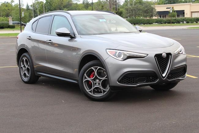 2018 Alfa Romeo Stelvio Sport Sport AWD