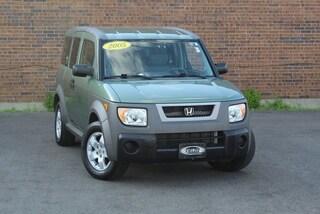 2005 Honda Element EX 4WD EX AT