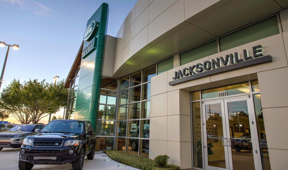 Land Rover Jacksonville >> Jaguar Land Rover Jacksonville Grand Opening R S V P Fields Auto