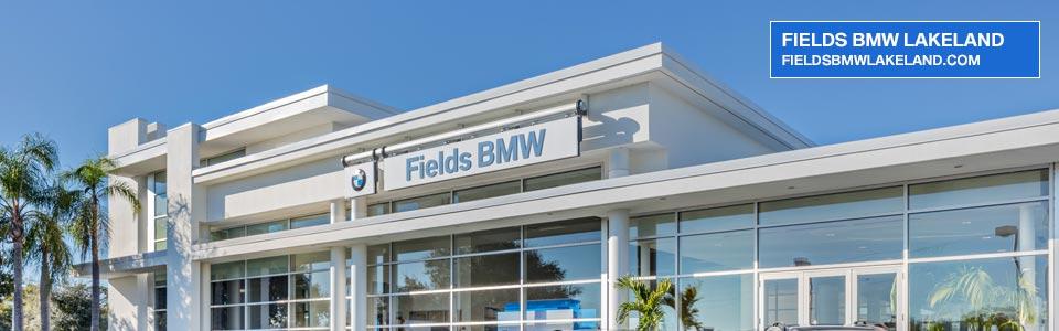 Fields Bmw New Bmw Dealership In Fl 60093