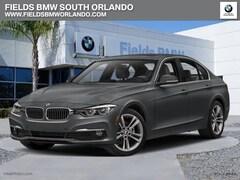 2018 BMW 3 Series Sedan 328d