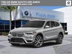 2018 BMW X1 sDrive28i Sports Activity Vehicle sDrive28i