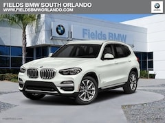 2019 BMW X3 M40i M40i Sports Activity Vehicle