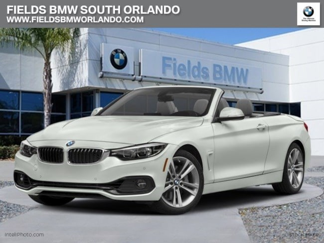 2019 BMW 4 Series Convertible 440i