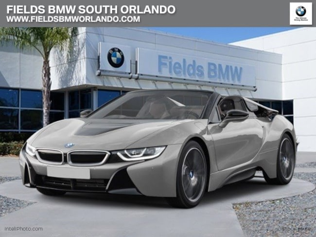New 2019 Bmw I8 Roadster For Sale Winter Park South Orlando Fl