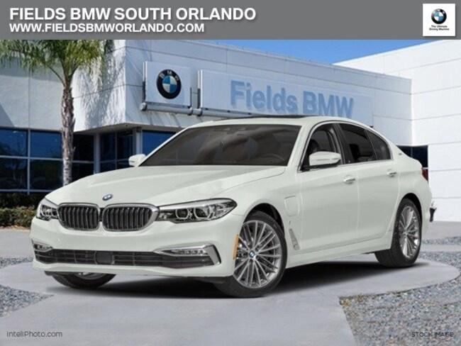 2019 BMW 5 Series 530e iPerformance 530e iPerformance Plug-In Hybrid