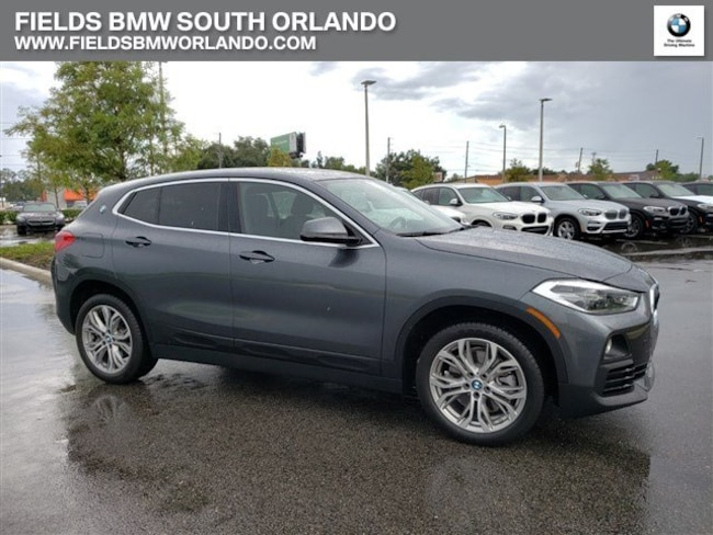 2018 BMW X2 Sports Activity Coupe