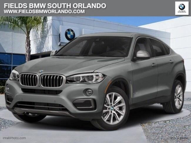 2019 BMW X6 Coupe sDrive35i