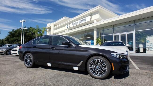 2019 BMW 540i 540i Sedan