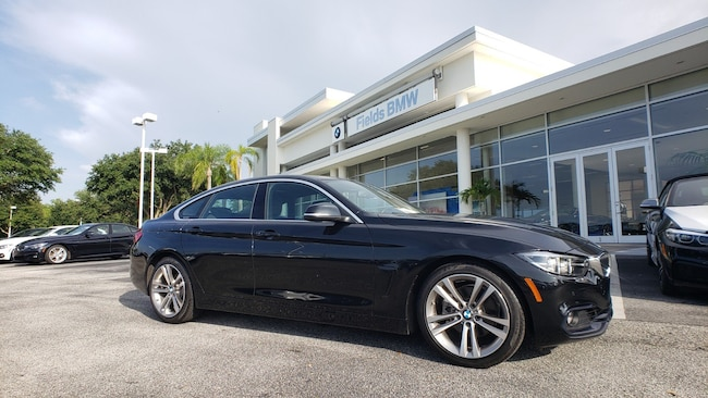 2019 BMW 4 Series 430i Gran Coupe Coupe