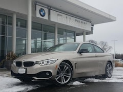 Used 2014 BMW 4 Series 2dr Cpe 428i Xdrive AWD Coupe