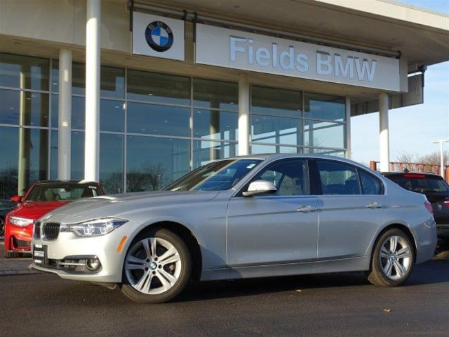2017 BMW 3 Series 330i Xdrive Sedan Sedan