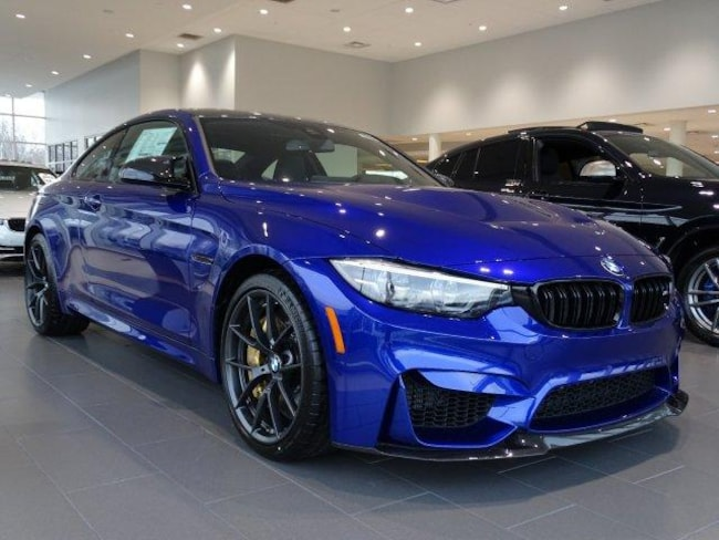 New 2019 Bmw M4 Cs At Fields Bmw Dealer In Northfield Il