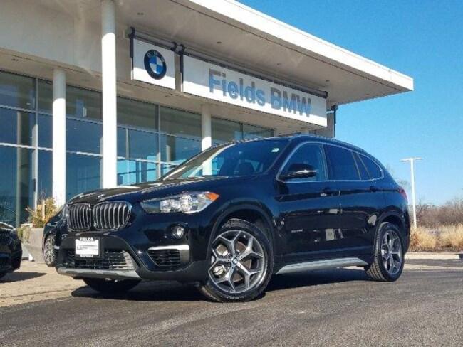2018 BMW X1 Xdrive28i Sports Activity Vehicle SAV