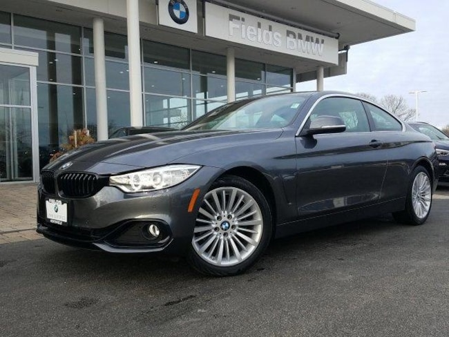 2016 BMW 4 Series 2dr Cpe 428i Xdrive AWD Sulev Coupe