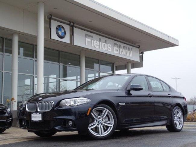 2016 BMW 5 Series 4dr Sdn 550i Xdrive AWD Sedan
