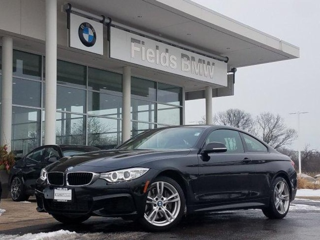 2015 BMW 4 Series 2dr Cpe 435i Xdrive AWD Coupe