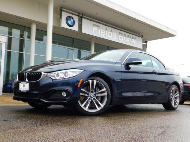 2016 BMW 4 Series 2dr Conv 435i Xdrive AWD Convertible