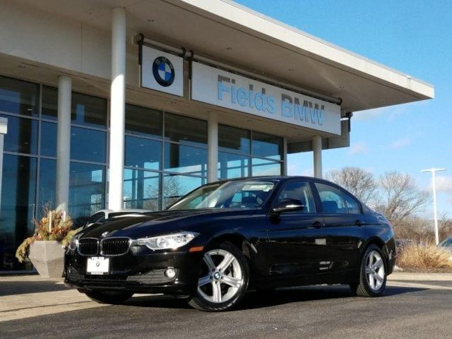 2015 BMW 3 Series 4dr Sdn 320i Xdrive AWD Sedan