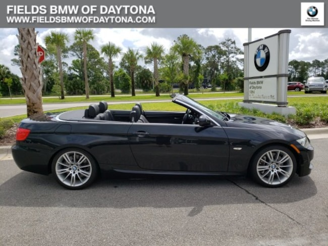 2012 BMW 3 Series 335i Convertible