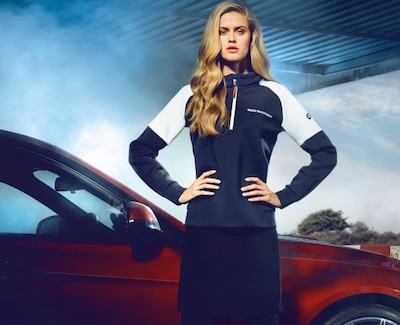 Save on all BMW Ladies Apparel