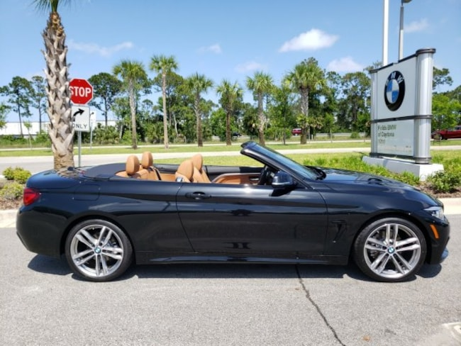 2020 BMW 4 Series Convertible 430i