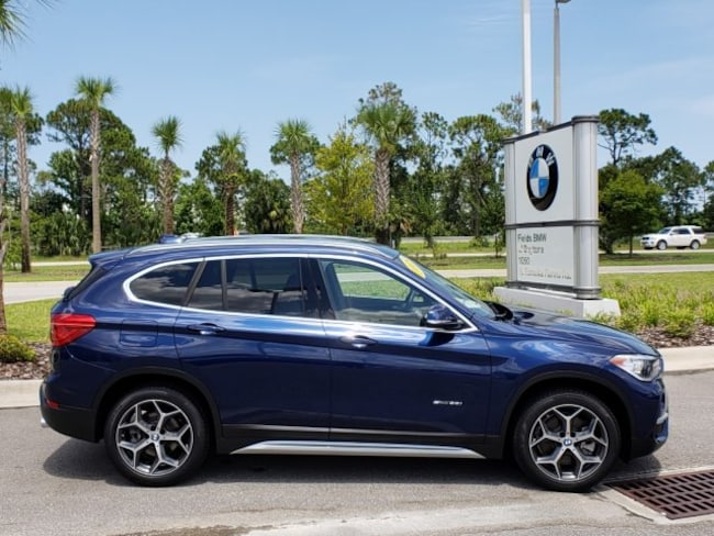 2018 BMW X1 sDrive28i sDrive28i Sports Activity Vehicle