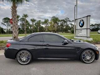 2019 BMW M4 L Convertible