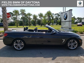2019 BMW 4 Series 430i Convertible