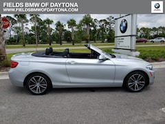 2018 BMW 2 Series 230i Convertible in [Company City]
