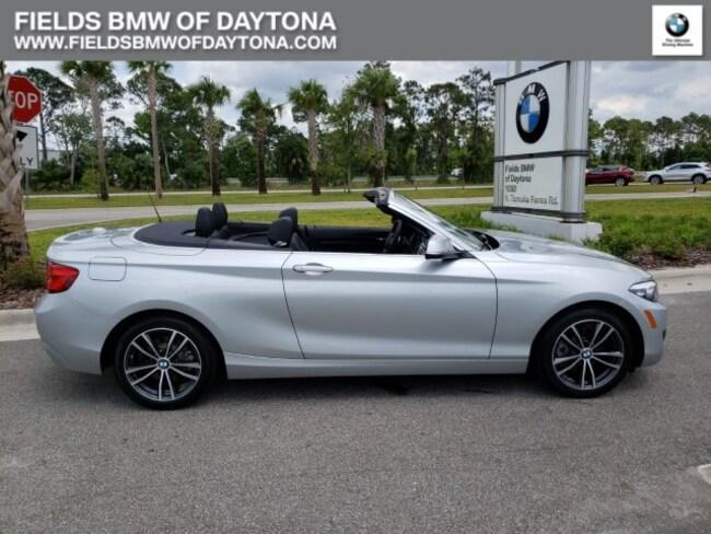 2018 BMW 2 Series 230i Convertible