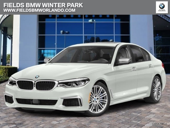 New 2019 Bmw M550i For Sale At Fields Auto Group Vin