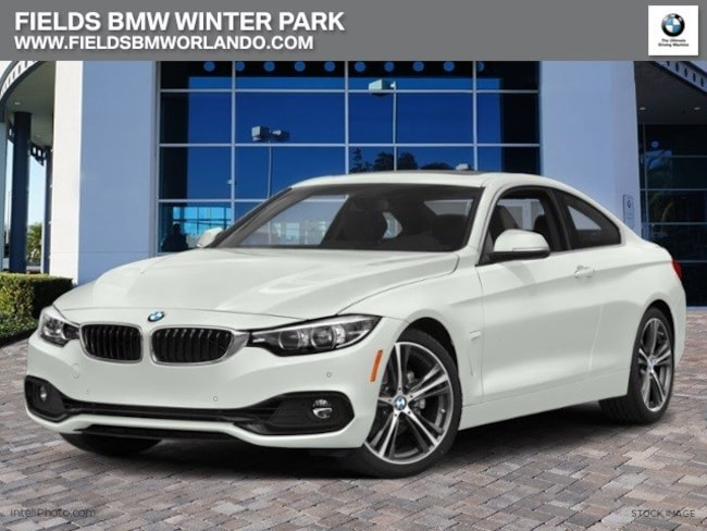 2019 BMW 430i 430i Coupe