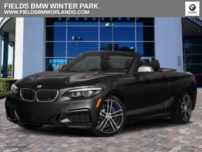 2019 BMW M240i Convertible M240i